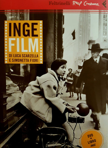 Anthology containing Rohwer's biographical conversation with German-Italian publisher/ photographer Inge Feltrinelli. (Pg. 40-69, Gianciacomo Feltrinelli Editore, Milan 2010)