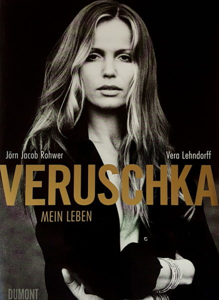 Rohwer's conersation-based biography of 1960ies icon and performance artist Vera von Lehndorff (328 pgs., DuMont, Köln 2011)