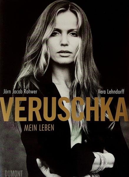 Rohwer's conersation-based biography of 1960ies icon and performance artist Vera von Lehndorff (328 pgs., DuMont, Köln 2011)